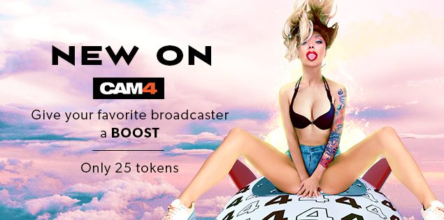 Introducing BOOST: The Ultimate Way to Support Your Favorite Cammer